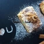 Eνα αλλιώτικο κέικ μήλου