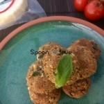 Kεφτεδάκια φακής με τυράκι αγελαδινό Μαστέλο®