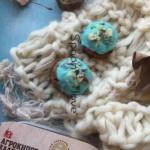 """Mini cupcakes με κίτρινη κολοκύθα  """"Αγρόκηπος Χαλβατζή"""" και frosting"""