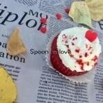 Τα δικά μου cupcakes red velvet